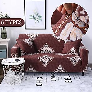 voordelige -sofa hoezen voor woonkamer stretch sofa beschermer anti-stof elastische l-vorm hoekbank hoes loveseat stoel fit voor 1-4 kussen bank en l-vorm sofa (1pcfree stuur een kussensloop)