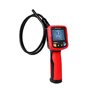abordables -endoscope de poche professionnel de 2,4 pouces endoscope de serpent industriel uni-t ut665 ip67 caméra d'inspection vedio étanche
