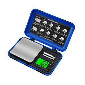 お買い得  -cx968-200ミニポケットデジタルスケール0.05g-200g0.01gポータブルオートオフ液晶ディスプレイオフィスおよび家庭生活の屋外旅行を教えるため