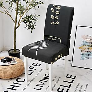 ราคาถูก -2021 ใหม่ความยืดหยุ่นสูงแฟชั่นการพิมพ์ Four Seasons Universal Super Soft ผ้า Retro ขายร้อนฝุ่นฝาครอบที่นั่งเก้าอี้ผ้าคลุมเก้าอี้ 45*45*55 (10)