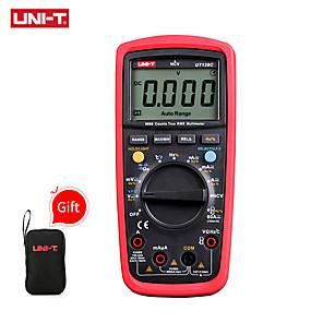 olcso -uni-t ut139c egység digitális multiméter automatikus tartomány True RMS mérő kondenzátor tesztelő kézi 6000 számláló voltmérő hőmérséklet