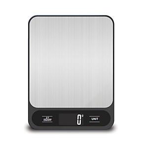 저렴한 -CX-218 디지털 주방 전자 저울 5g-15kg ±5g 휴대용 자동 꺼짐 LCD 디스플레이 가정 생활 매일 주방
