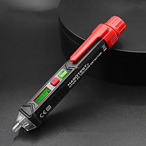 economico -12-1000v lcd visivo intelligente ac senza contatto senza contatto rilevatore di tensione tester penna allarme indicatore di tensione misuratore tester elettrico