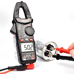 저렴한 -ht200b digital multimeter tester current clamp multimeter auto range amp meter car repair ohm capacitor ac dc voltage tester