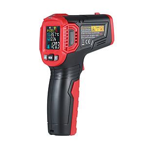 abordables -Habotest thermomètre infrarouge numérique industriel jauge de température pyromètre laser ir sans contact thermomètre à affichage lcd