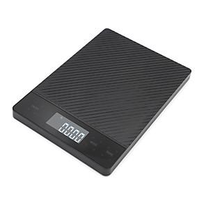 olcso -CX-828 Digitális konyha elektronikus mérleg 5g-15kg ± 5 g Hordozható Automatikus kikapcsolás LCD képernyő Otthoni élet Konyha naponta
