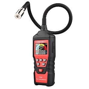 economico -analizzatore di gas habotest rilevatore di fughe di gas misuratore di ppm combustibile tester naturale infiammabile 9999 ppm 20% lel