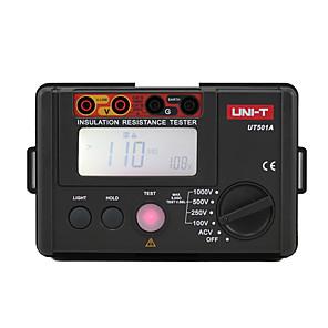 economico -UNI-T UNI-T UT501A Strumento di misura della resistenza 0- 5500(MΩ) Multifunzione / Utensili per la misurazione / Per