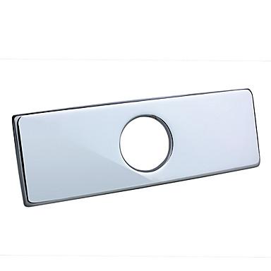 Accesoriu cu accesoriu-Calitate superioară-Contemporan Coperta pentru chiuvete-finalizarea - Crom