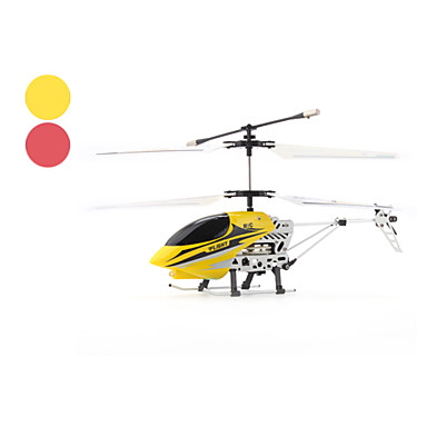 Elicopter Telighidat 6689-2 Palm Size Gyro 2-CanaleLED RC