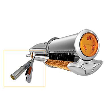 2-în-1 LCD rotativ curling și îndreptare de fier