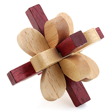 olcso Bűvös kocka-Fából készült építőjátékok IQ-elmejáték szakmai szint Sebesség Fa Klasszikus és időtálló Fiú Lány Játékok Ajándék