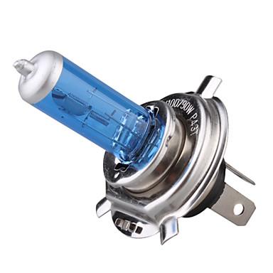 Недорогие Автомобильные фары-H4 Лампы 100 W 800 lm Галогенная лампа Налобный фонарь Назначение