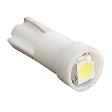 T5 3528 SMD 0.12w 10mA 5500-6500K 12V condus masina lumină albă bec-pereche