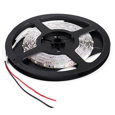 olcso LED szalagfények-jiawen 5m rugalmas LED fénycsíkok 300 LED 3528 smd 8 mm fehér 12 v / ip44