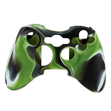 Controler de joc Protector de caz Pentru Xbox 360 . Controler de joc Protector de caz Silicon 1 pcs unitate