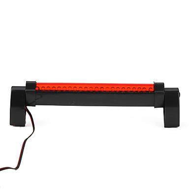 1 Bucată Conexiune prin cablu Mașină Becuri 5 W SMD LED 24 LED coada de lumină Pentru
