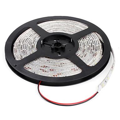 رخيصةأون شرائط ضوء مرنة LED-Zdm ماء 5 متر 300 المصابيح 2835 smd 8 ملليمتر الباردة الأبيض cuttable dc12 v ip65 مناسبة للمركبات ذاتية اللصق