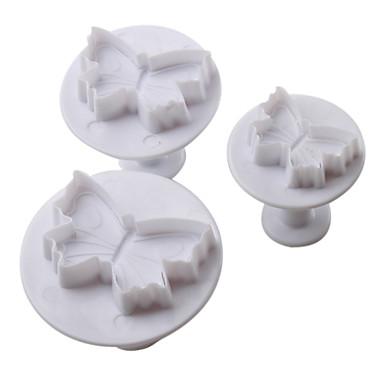 Plastic Nuntă Reparații Tort Biscuiți Cupcake coacere Mold Instrumente de coacere