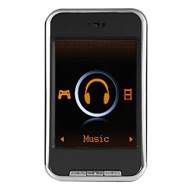 vânzare fierbinte 2.8 inch touch screen MP5 player FM / recorder de voce 4GB