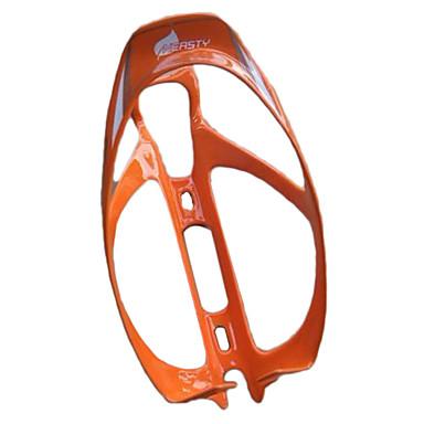 Ciclism 3K țese fibra de carbon sticla de colivie (portocaliu)