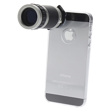 iphone 5 lens 6x optical zoom lens telescope for iphone 5 cell 11008