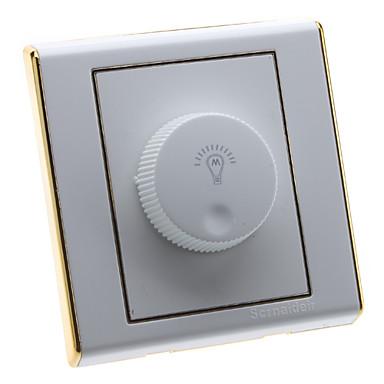 Led Bulbs Brightness Control Gold Edge Rotary Switch