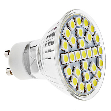 170 lm GU10 Spoturi LED MR16 29 led-uri SMD 5050 Alb Natural AC 100-240V