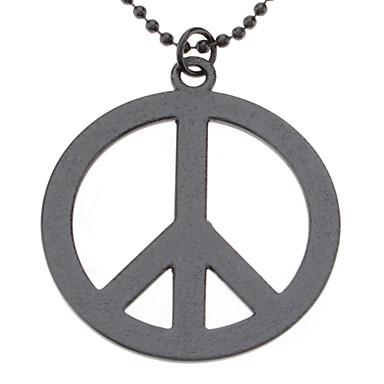 Недорогие Ожерелья-Муж. Ожерелья с подвесками Сплав Ожерелье Бижутерия Назначение Повседневные