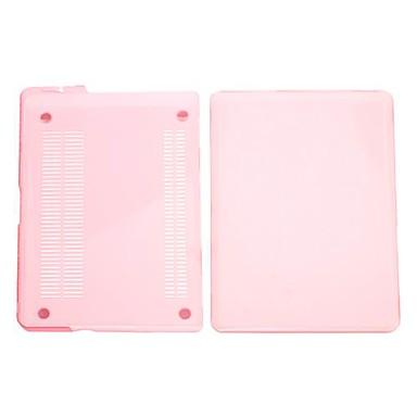 Macbook case pentru aer pro retina 11 12 13 15 carcasă din piele solidă colorată pentru MacBook new pro 13.3 15 inch cu touchbar