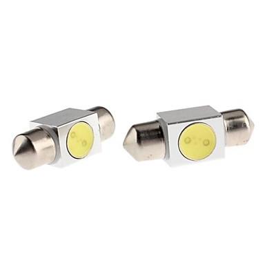 31mm Mașină Becuri LED Performanță Mare 70-90 lm LED Lumini de interior For Παγκόσμιο