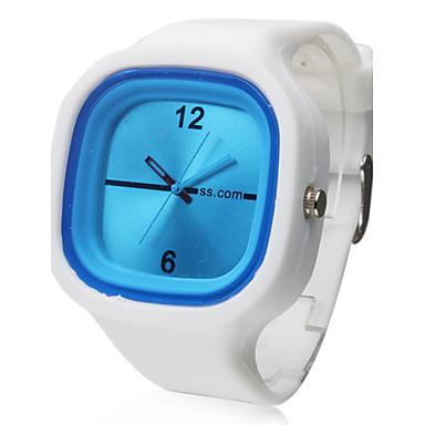 2242be12bb9 Relógio Jelly com Bracelete de Silicone de 195045 2019 por €3.99