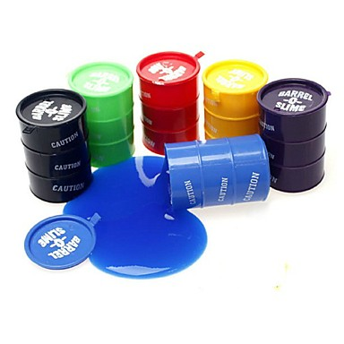 olcso Vicces kütyük-trükkös csökkentett nyomáson újrahasznosítható festékes vödör (véletlenszerű szín)