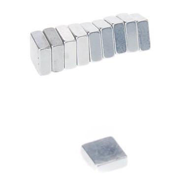 10 pcs 5*5*2mm Jucării Magnet Lego Super Strong pământuri rare magneți Magnet Jucarii Cadou