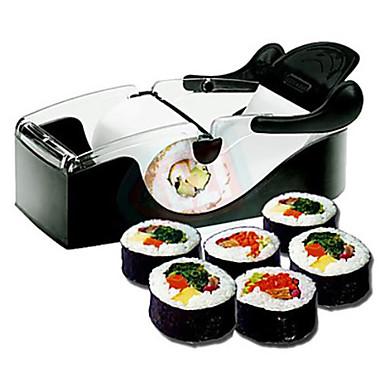 Teak Ustensile de Sushi Multifuncțional Instrumente pentru ustensile de bucătărie pentru Rice 1 buc