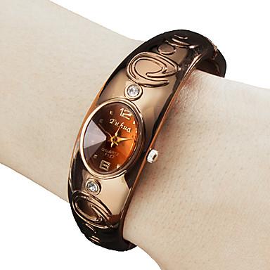 Pentru femei Ceas La Modă Ceas Brățară Ceas de Mână Quartz Bronz Atârnat - Bronz