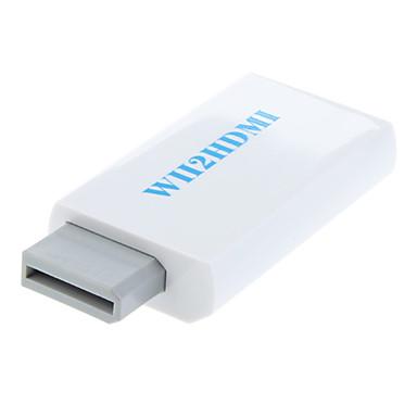 moduri de afișare Wii Wii 2 HDMI adaptor 1.3V (480p 480i NTSC, PAL 576i)