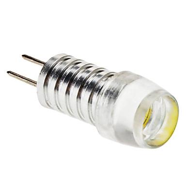 Becuri LED Bi-pin 6000 lm G4 1 LED-uri de margele LED Putere Mare Alb Natural 12 V