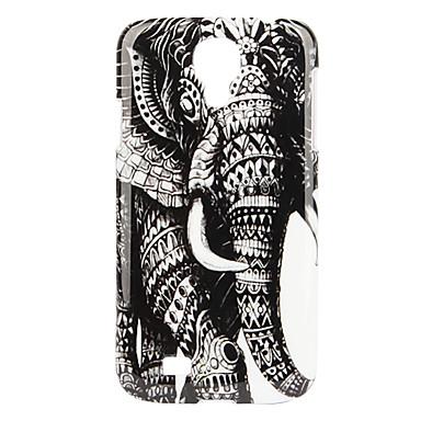 Wzór twarda Elephant Case do Samsung Galaxy S4 I9500
