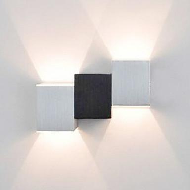 BriLight Modern / Contemporan Metal Lumina de perete 90-240V 2W