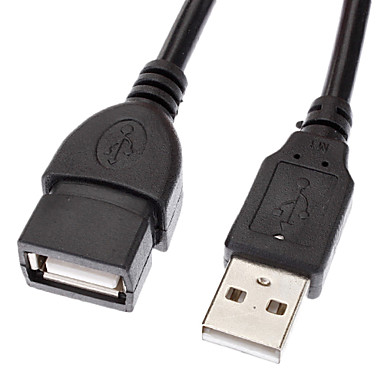 cheap USB Cables-USB 2.0 Extension cord M/F Cable (3M)