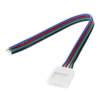 SMD 5050 Accesorii pentru iluminat ABS Cablu electric