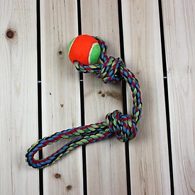 Minge Jucării de Mestecat Funie Țesut textil Pentru Jucării Cățel