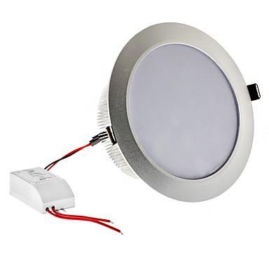 Plafonieră 3500 lm 12 LED-uri de margele LED Putere Mare Intensitate Luminoasă Reglabilă Alb Cald 220-240 V