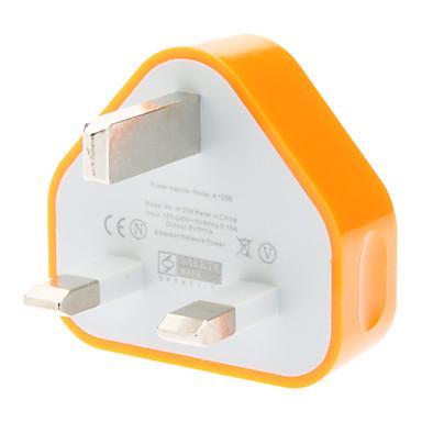 Încărcător Casă / Încărcător Portabil Încărcător USB Priză UK 1 Port USB 1 A pentru