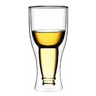 Upside Down Bere flacon de sticlă, dublu Walled