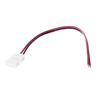 olcso LED-es kiegészítők-SMD 3528 Világítástechnikai tartozék ABS Elektromos kábel