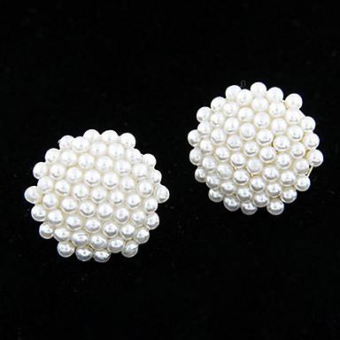 Pentru femei Cercei Stud Perle cercei Dulce Bijuterii Pentru Petrecere Zilnic