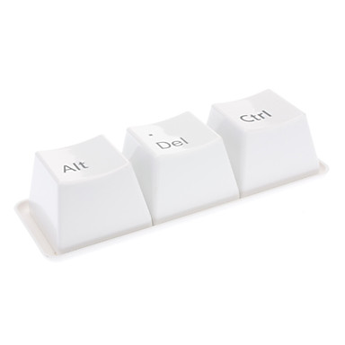 Ctrl + Alt + Del model stil tastatură set ceașcă 350ml
