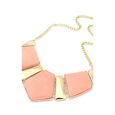 Pentru femei Coliere Choker - femei, Lux, European, Modă Roz Coliere Bijuterii Pentru Petrecere, Zilnic